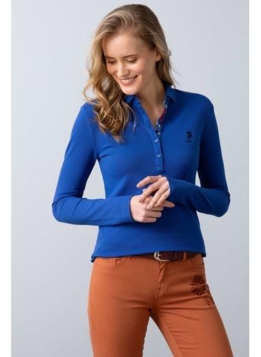 U.S. Polo Assn. Sweatshirt Mavi